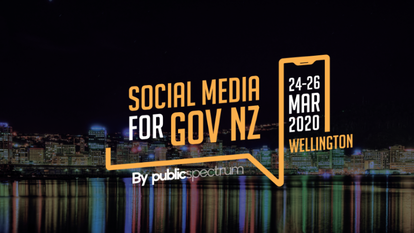 Iona Days Schedule Of Events 2020.Social Media For Government New Zealand 2020 Public Spectrum