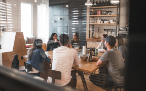 Why building your community at work is vital to your career