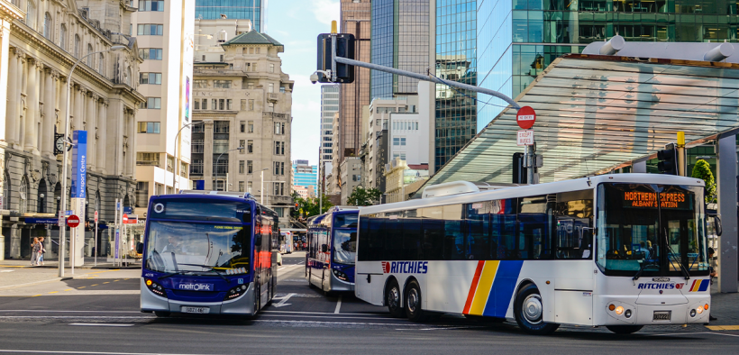 NZ Government invests $24.3B in transport services and infrastructure